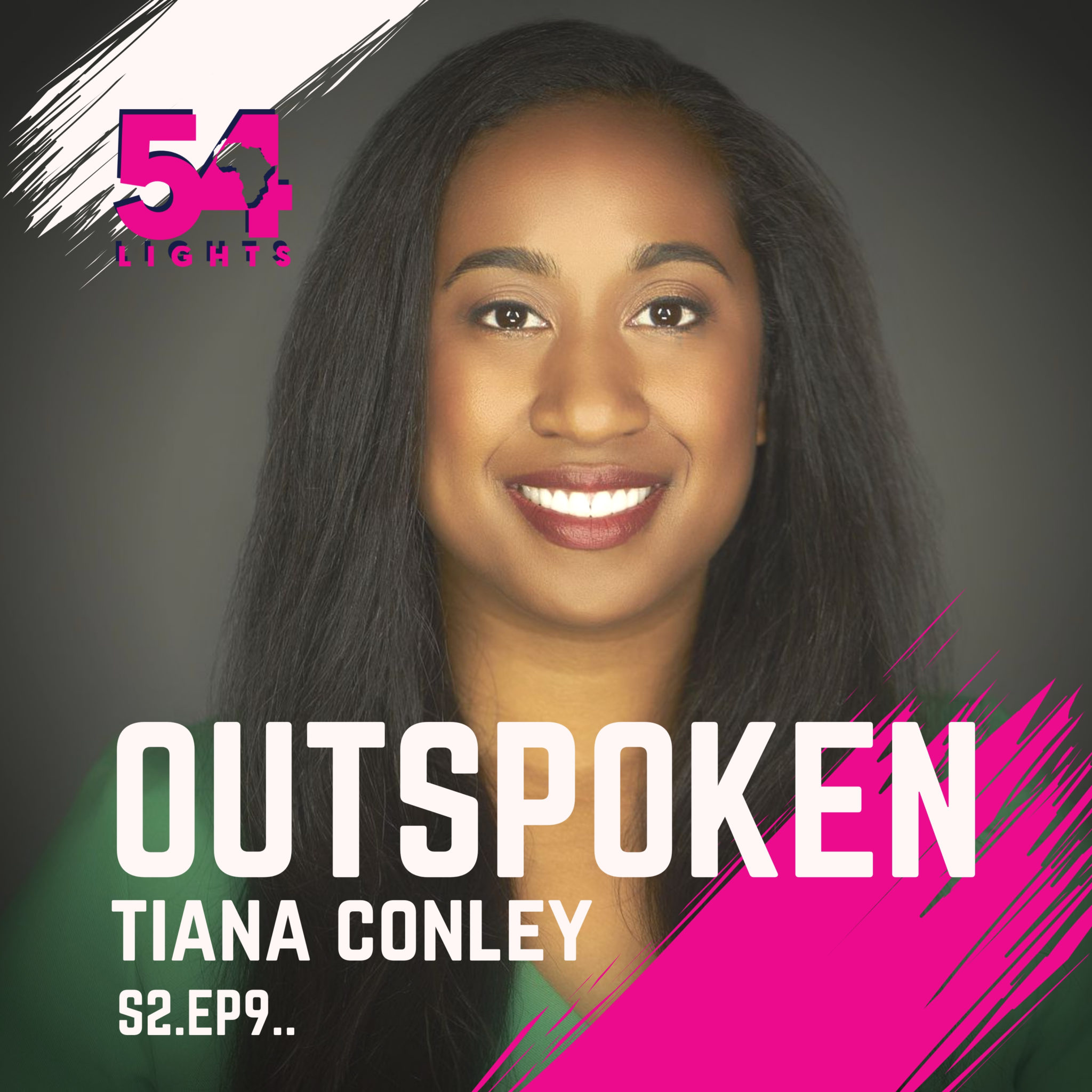 Outspoken with Tiana Conley